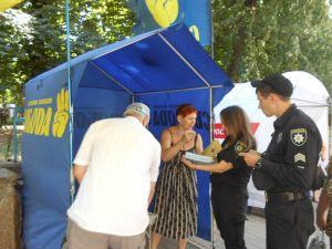 Кропивницький: Націоналістам перешкоджають вести передвиборчу агітацію