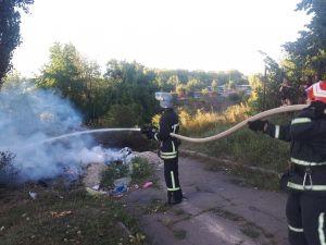 На Кіровоградщини кондиціонер став причиною пожежі