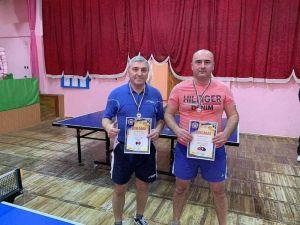 Кіровоградщина: Спеціаліст Держпродспоживслужби здобув ІІ місце в турнірі з настільного тенісу