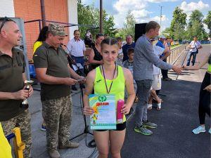 Юні легкоатлети Кропивницького вибороли на чемпіонаті області 13 медалей