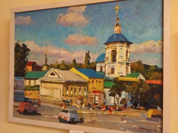 Містян запрошують подивитися на Кропивницький очима художників України (ФОТО)