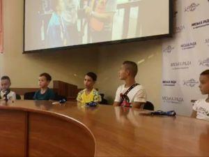 Юні спортсмени Кропивницького повернулися з Бразилії з медалями