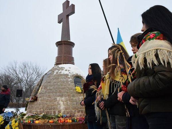 Жителі Кропивницького вшанують пам'ять жертв Голодомору