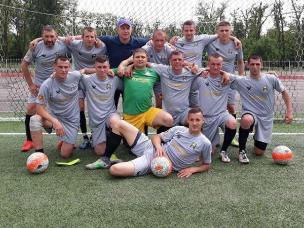 Кропивницькі спецпризначенці беруть участь у чемпіонаті України з футболу