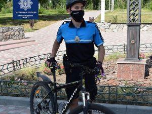 Велопатрульні виїдуть на вулиці Кропивницького