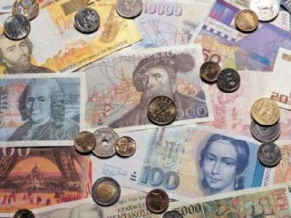 Кировоградский банкир представил свою коллекцию денег