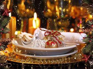 Кафе и рестораны Кропивницкого приглашают отпраздновать новогодние праздники