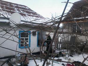 За добу на Кіровоградщині виникло дві пожежі у житловому секторі