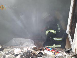 На Кіровоградщині під час пожежі загинув сорокарічний олександрієць