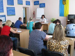 На Кіровоградщині для роботодавців провели семінар з приводу працевлаштування працівників