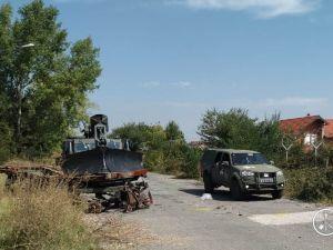 У Косово пройшли спільні навчання українських та угорських військових