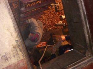 На Кіровоградщині літня жінка травмувалася у погрібі (ФОТО)