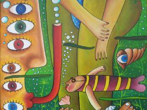 У Кропивницькому представлять виставку художника Андрія Ліпатова (ФОТО)
