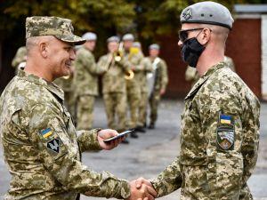 У Кропивницькому відзначили найкращих військовослужбовців 3-го полку (ФОТО)
