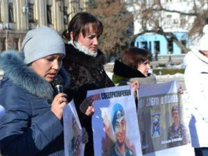 Кропивничан закликають підтримати полонених спецназівців, які перебувають у полоні тисячу днів