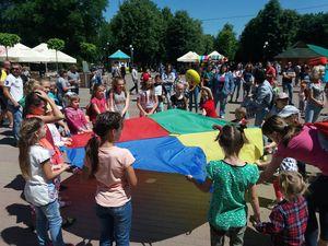 Літні розваги з «INVITRO» У Дендропарку