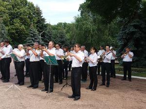 Кропивничан запрошують на безкоштовний святковий концерт духового оркестру