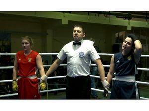 Юна боксерка з Кропивницького виборола золоту нагороду на чемпіонаті України