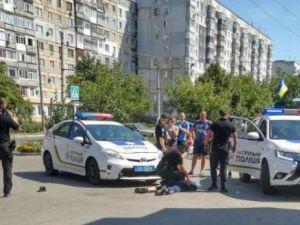 Озброївся гранатометом і вийшов постріляти: кропивницькі поліціянти попередили імовірний теракт у спальному мікрорайоні (ФОТО)