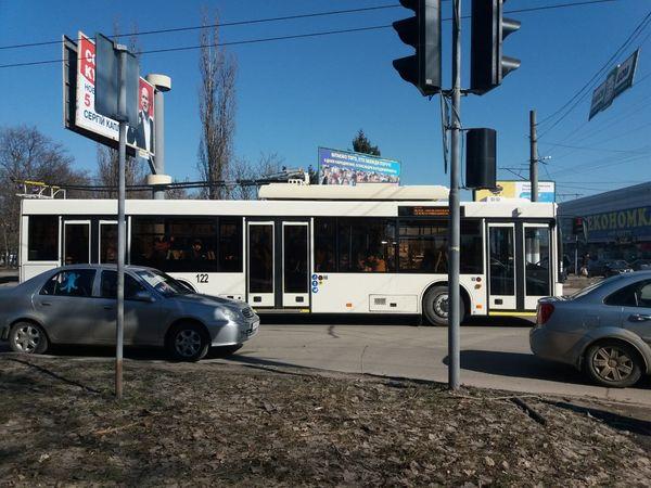 Розклад руху громадського транспорту у Кропивницькому (автобуси і тролейбуси)