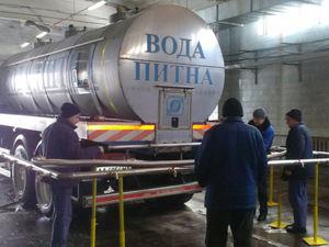 Новомиколаївка: Де стоятимуть автоцистерни з водою?
