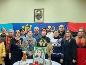Кропивницькі націоналісти відзначили день народження Лесі Українки (ВІДЕО)