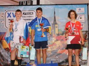 Кропивницькі спрртсмени завоювали п'ять нагород на чемпіонаті світу з настільного хокею