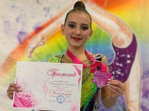"""Кропивницькі юні гімнастки вибороли медалі на турнірі """"Маленька дзиґа"""""""