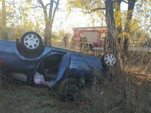 Кіровоградщина: На Кременчуцькому шосе загинула водійка іномарки