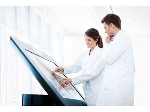 У Донецькому медуніверситеті з'явився віртуальний анатомічний стіл (ВІДЕО)