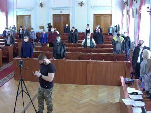 Кропивницький: Триває позачергова сесія міської ради (ВІДЕО)