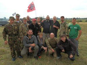 Кропивницькі активісти їздили на кордон з Польщею, щоб підтримати Саакашвілі