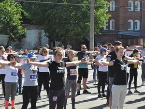 У Кропивницькому втретє пройшла загальноміська руханка «100% здоров'я» (ФОТО)