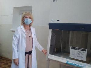 Кропивницький: Лабораторний центр має сучасний бокс біологічної безпеки
