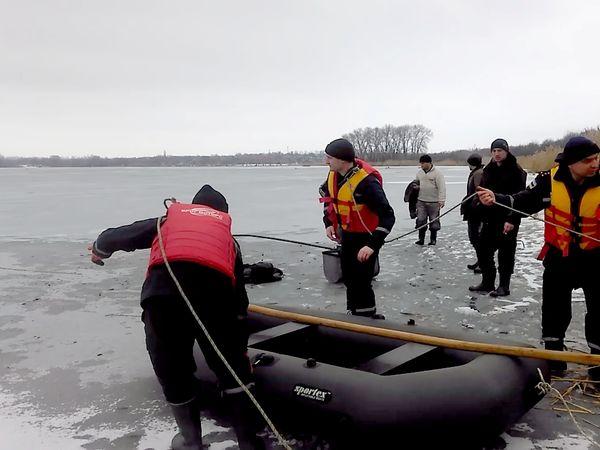 На Кіровоградщині у Висі потонув рибалка