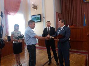 Кого у Кропивницькому нагородили премією Василя Ковпака?