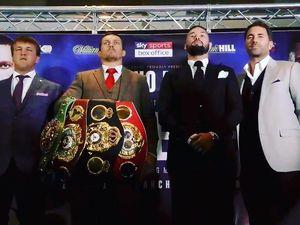 Олександр Усик захистить титул абсолютного чемпіона світу з боксу
