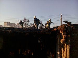 Кіровоградська область: На пожежi загинув 82-рiчний дiдусь