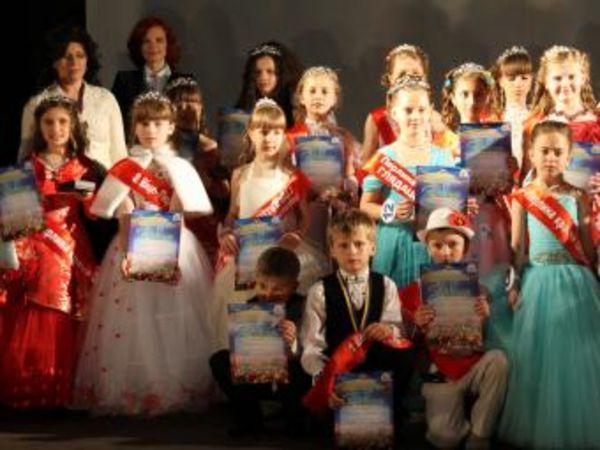В Кировограде прошёл детский всеукраинский конкурс красоты «Перлина країни OPEN 2014» (ФОТО)