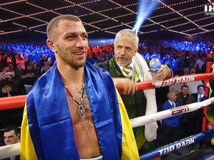 Новий чемпіонський титул і нова перемога на «Інтері» Василя Ломаченка