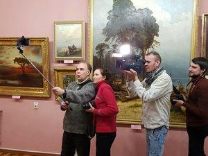 Як кропивничани можуть безкоштовно відвідати музей, зробивши селфі (ВІДЕО)