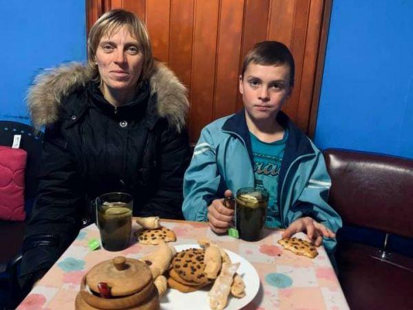 Мати з сином утекли з Херсону до Кропивницького від домашнього тирана (ФОТО)