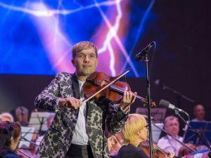 Скрипаль – улюбленець публіки Кіровоградщини – розважатиме меломанів онлайн