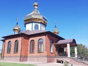 На Кіровоградщині побудували новий храм ПЦУ