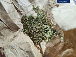 У Кропивницькому патрульні затримали чоловіків, які вживали наркотики у під'їзді