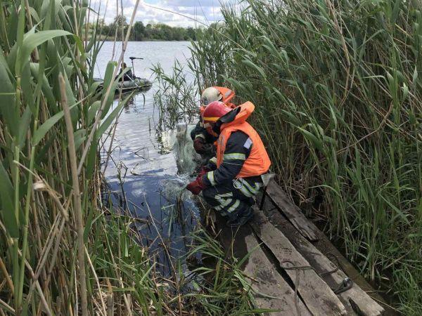 На Кіровоградщині потонув 56-річний чоловік