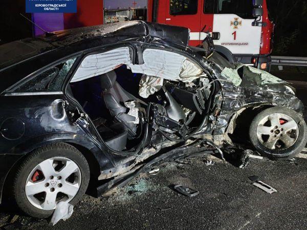 На дорогах Кіровоградщині за рік загинуло пів сотні людей (ФОТО)