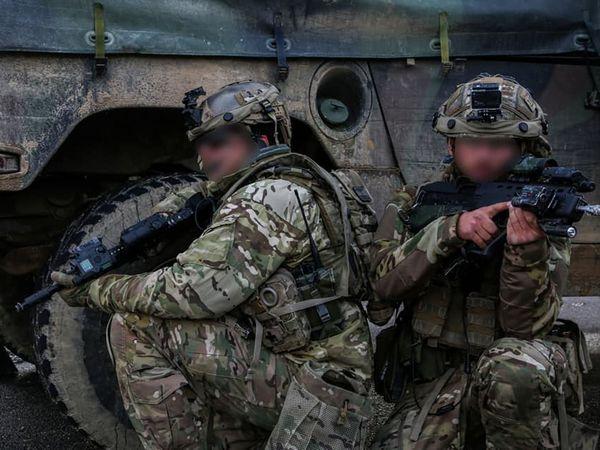 Кропивницькі спецпризначенці тиждень діяли у «ворожому тилу» в Німеччині (ФОТО)