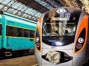 В Україні побудують євроколію зі швидкістю руху 250 км/год