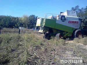 На Кіровоградщині сталася спроба рейдерського захоплення врожаю